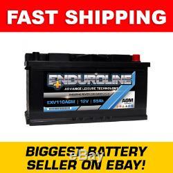 EXV110AGM Enduroline AGM Leisure Battery