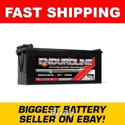 EXV220EFB Enduroline Leisure Battery 190Ah