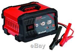 Einhell CC-BC 15 M 6 V/12 V Car Leisure Battery Charger Red
