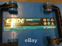 Exide Dual ER650 12v 142ah Leisure Battery