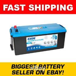 Exide EP1200 DUAL AGM Leisure Marine Battery