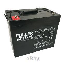 Fuller 70ah Sealed Agm Leisure Battery 12volt 70ah Sealed Agm