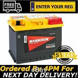 Hankook SA56020 AGM Start Stop Car Van Battery 12V 60AH