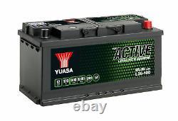 L36-100 Yuasa Active Leisure Battery 12V 100Ah 900A