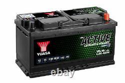 L36-AGM Yuasa Active Leisure AGM Battery 12V 95Ah 850A
