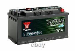 L36-EFB Yuasa Active Leisure EFB Battery 12V 100Ah 850A