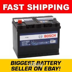 L4027 Bosch Leisure Battery 12V 75Ah L4 027