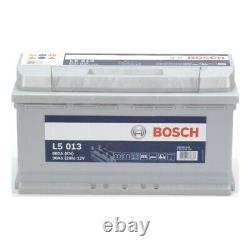 L5013 Bosch Deep Cycle Leisure Battery 019 12V 90Ah 2 Yr Warranty