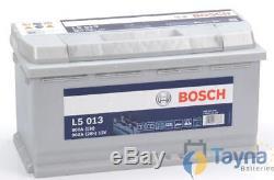 L5013 Bosch Leisure Battery 12V 90Ah L5 013 LFD90