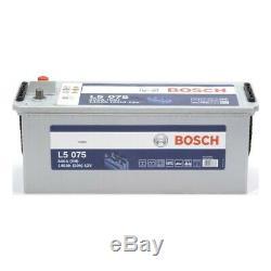 L5075 Bosch Deep Cycle Leisure Battery 627 12V 140Ah 2 Year Warranty