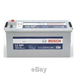 L5080 Bosch Deep Cycle Leisure Battery 625 12V 230Ah 2 Year Warranty