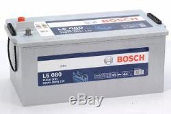 L5080 Bosch Leisure Battery 12V 230Ah L5 080