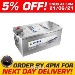 LED240 Varta Professional Dual Purpose EFB Leisure Battery 240Ah (930240120)