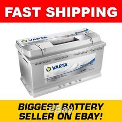 LFD90 Varta Leisure battery 90ah 12volt