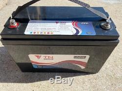 LiFePo4 100Ah 12v Battery, TN Power TN100 Lithium Ion Leisure Battery