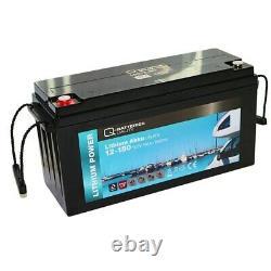 Lithium Leisure Battery Q-Batteries 12-150 12.8V 150Ah 1920Wh LiFePO4