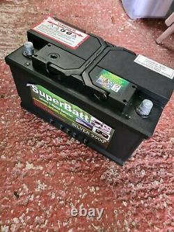 Motorhome/caravan, 12v, 100ah, leisure battery/2500w, pure signwave inverter kit