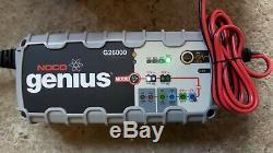 Noco Genius G26000 12V/24V 26A UltraSafe Smart Battery Charger, Car/Leisure etc