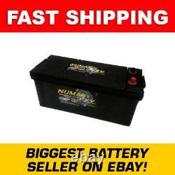Numax XV60MF Sealed Leisure Battery