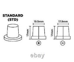 PAIR 2x LXD110 Leisure Battery 12volt 110ah 1000mca Dual Purpose