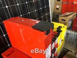 Powersafe Sbs 100f 12v-100ah Leisure /solar / Off Grid Power Batteries