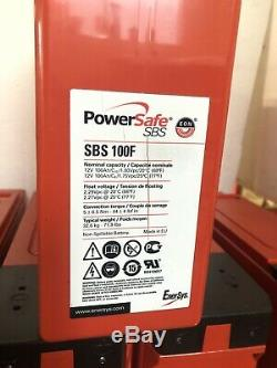Powersafe Sbs 12v-100ah Leisure /solar / Off Grid Power Inverter Battery