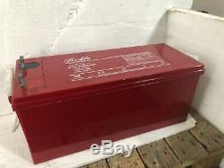 Rolls AGM 12V-230AH DEEP CYCLE LEISURE/SOLAR/INVERTER POWER BATTERY Non Spill