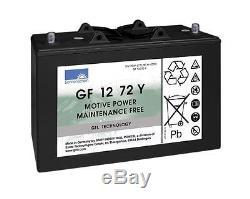 SL80 Sonnenschein Gel Leisure Battery 12V 80Ah