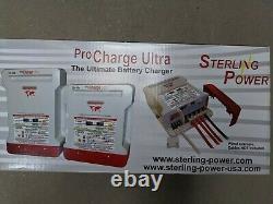 Sterling Power 12v Charger PCU 1230 Marine Camper Van Motor Home leisure