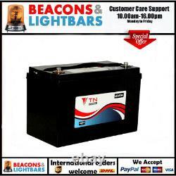 TN POWER LiFePO4 12V 110aH LITHIUM Leisure Battery PN TN110