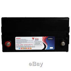 TN Power Lithium Iron Phosphate (LiFePO4) Leisure Battery 12V 100AH