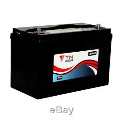 TN Power Lithium Iron Phosphate (LiFePO4) Leisure Battery 12V 84AH