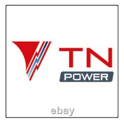 TN Power Lithium Leisure Battery 12V 100Ah LiFePO4 for Camper, Motorhome, Boat