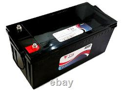 TN Power Lithium Leisure Battery 12V 320Ah LiFePO4 for Camper, Motorhome, Boat