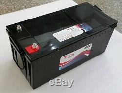 TN Power TN320 Lithium Leisure Battery LiFePO4 for Motorhomes, Boats and EV