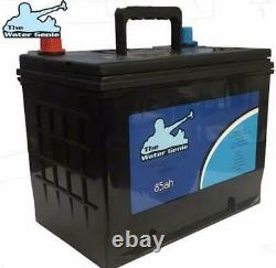 The Water Genie 85ah Deep cycle leisure battery window cleaning WFP 12volt