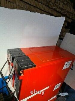 Two Powersafe Sbs 12v-170ah (4kw) Leisure /solar / Off Grid Power Gel Batteries