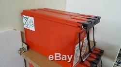Two Powersafe Sbs 92ah 12v-185ah Leisure /solar / Off Grid Power Batteries