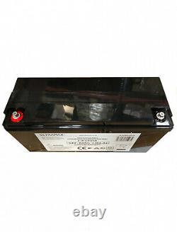 Ultramax LI85-24, 24v 84Ah Lithium Phosphate LiFePO4 Battery For Leisure