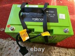 Valence Lithium LiFePO4 leisure Battery 138Ah U27-12XP 12v 50cycles T6 T5 VW