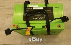 Valence U27-12XP 12V Lifepo4 Battery Lithium Iron Phosphate leisure Camper 108AH