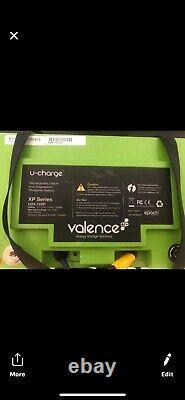 Valence u24- 12xp 12v 110ah lithium ion battery 18650 power wall leisure