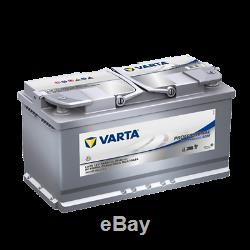 Varta LA95 Dual Purpose AGM Leisure Battery 840 095 085