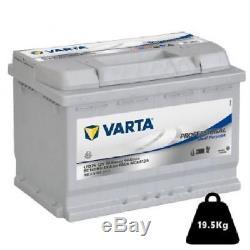 Varta LFD75 12V 75Ah Deep Cycle Leisure Boat Marine Battery