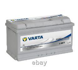 Varta LFD90 Leisure Battery 12V 90Ah 800CCA Type 019 Caravan Motorhome Boat
