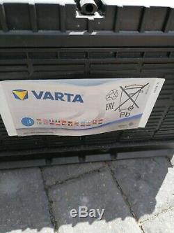 Varta Professional Dual Purpose 12v Leisure Battery