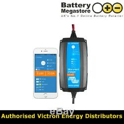 Victron Blue Smart IP65 Trickle Charger For Car & Leisure Batteries 12V 10A