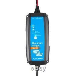 Victron Blue Smart IP65 Trickle Charger For Car & Leisure Batteries 12V 15A (UK)