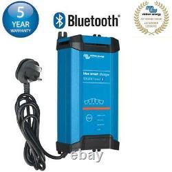 Victron Blue Smart Ip22 Leisure Battery Charger 12 Volt 30 Amps 1 Output