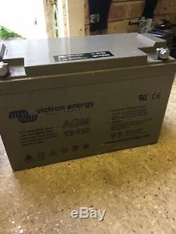 Victron Energy 12V 110Ah Gel Battery BAT412101104 Boat Motorhome Solar Leisure
